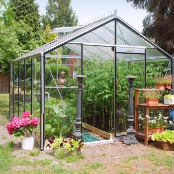 R305 : Serre de jardin en verre ACD, 11,35 m²